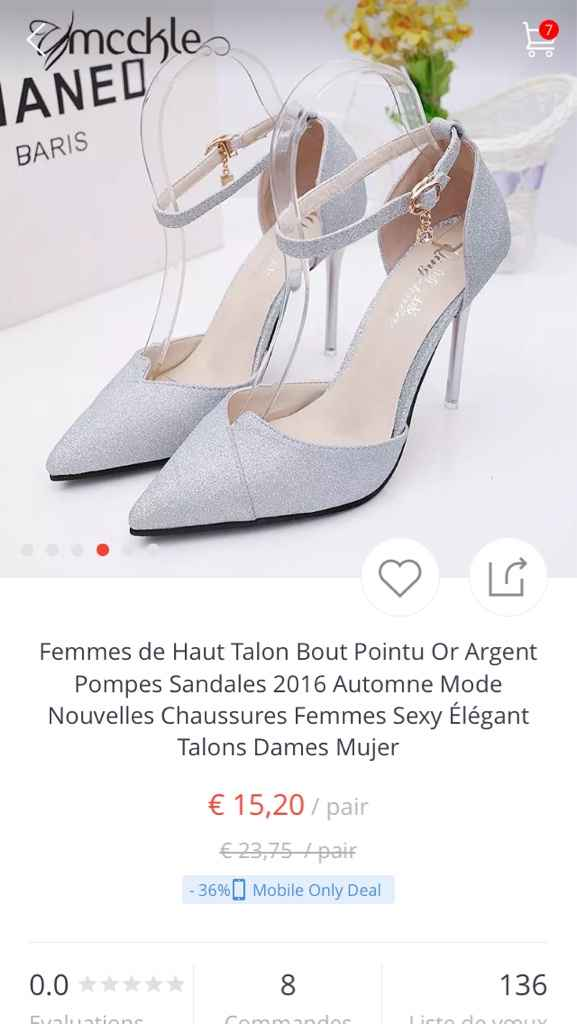 Chaussures ok ! - 1
