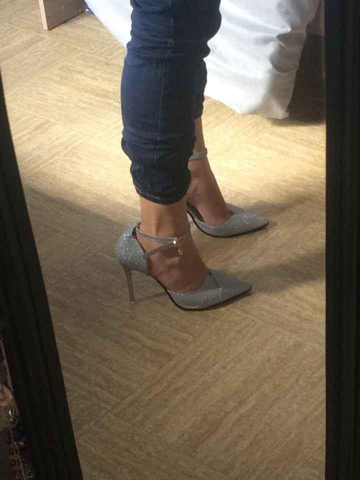 Chaussure ? trouvée :d - 1