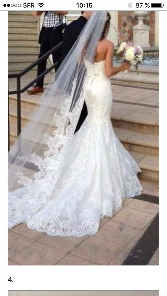 Megane, styliste de mariage d'un jour - 2