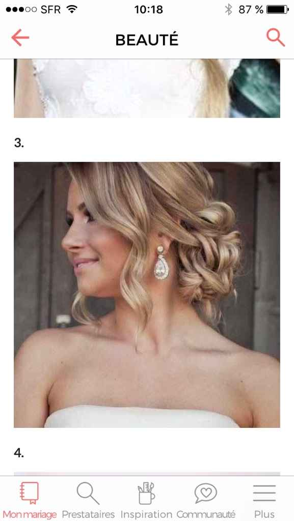 Megane, styliste de mariage d'un jour - 6