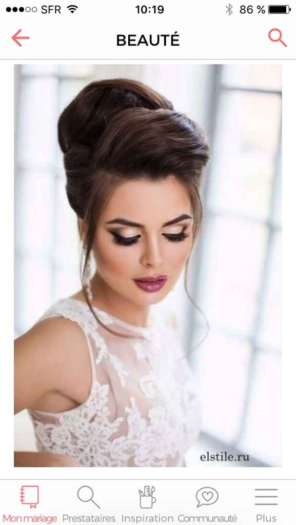 Megane, styliste de mariage d'un jour - 8