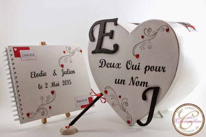 Peur d 39 crire sur urne mariage d coration forum - Urne de mariage originale ...