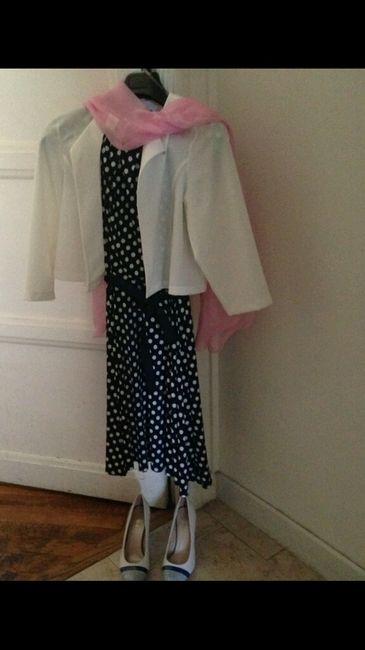 Photos des tenues de nos maman et belle maman - 2