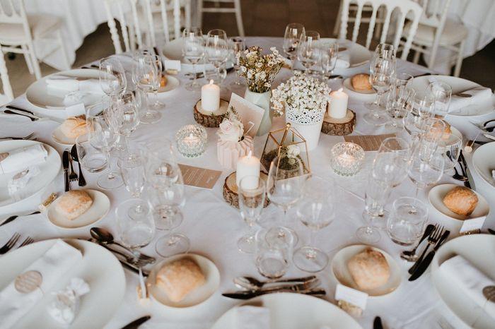 Idée de déco de table sans fleurs 9