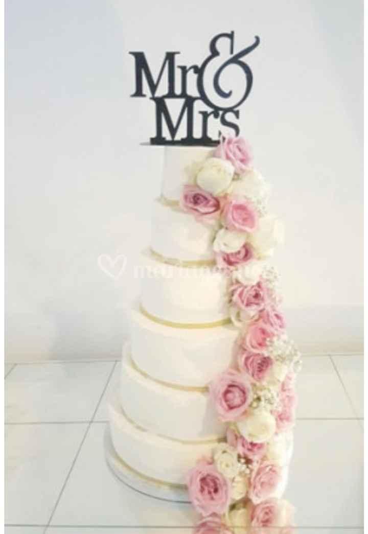wedding cake ou naked cake ? - 2