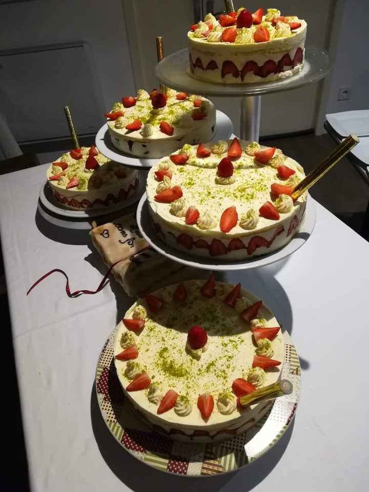 Le dessert !