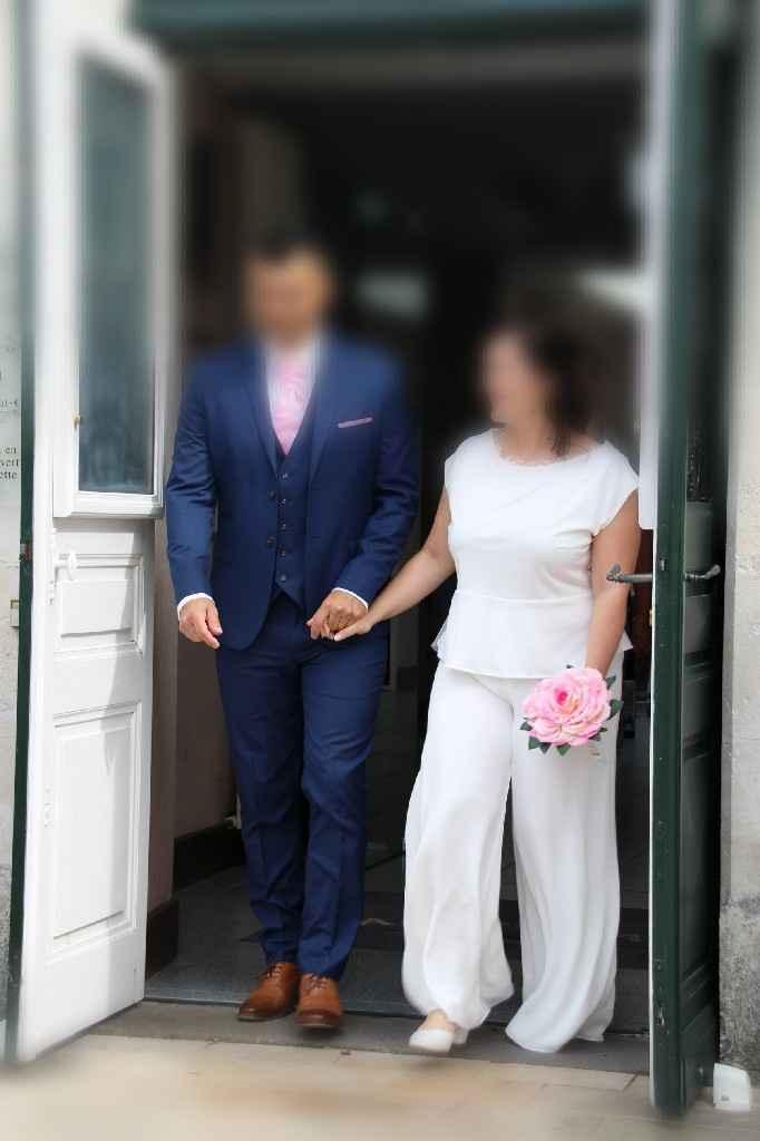 Nous nous marions le 2 Mai 2020 - Rhône - 4
