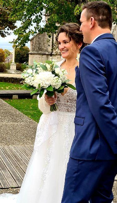 Mariés depuis le 24 octobre ! 1