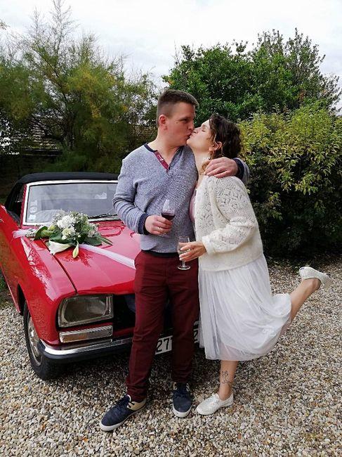 Mariés depuis le 24 octobre ! 4