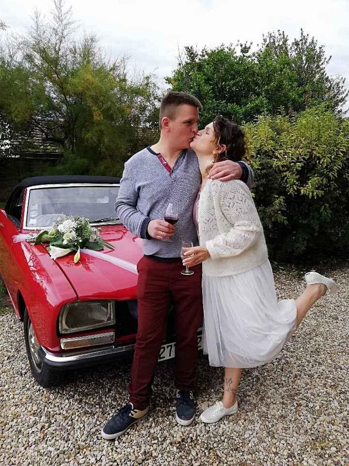 Mariés depuis le 24 octobre ! - 4