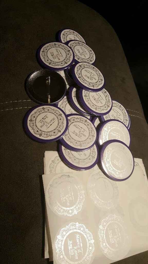 Mes petites badges - 1