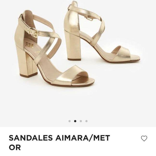 Chaussures parfaites ! 4