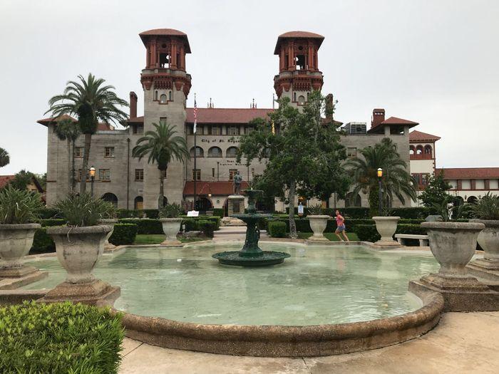 Voyage de noces en Floride: le récit 5