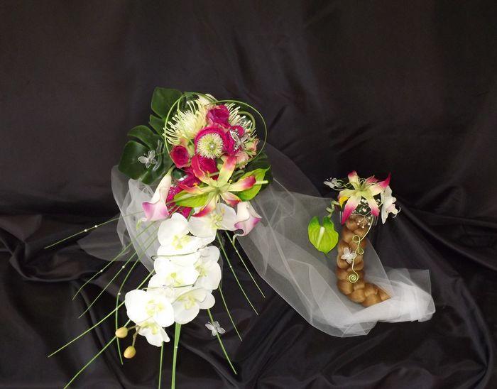 Audacieux ou sage : Le bouquet 💐 - 1