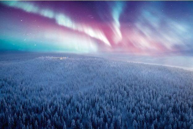Voyage de noce dans le Nord - Laponie finlandaise 1