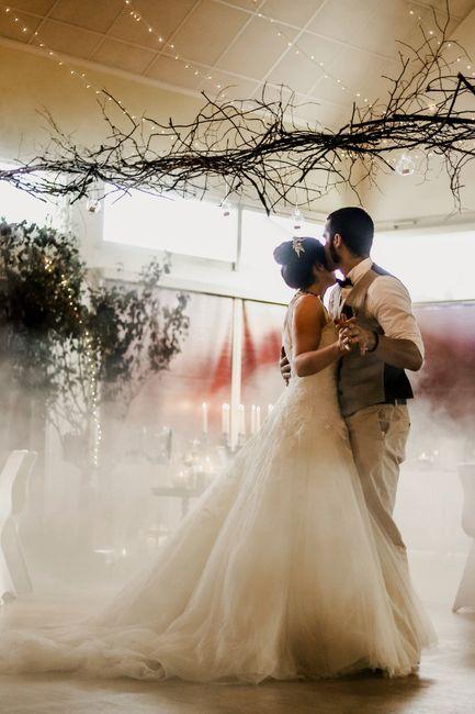 #Mariage forêt - la déco de la salle 1