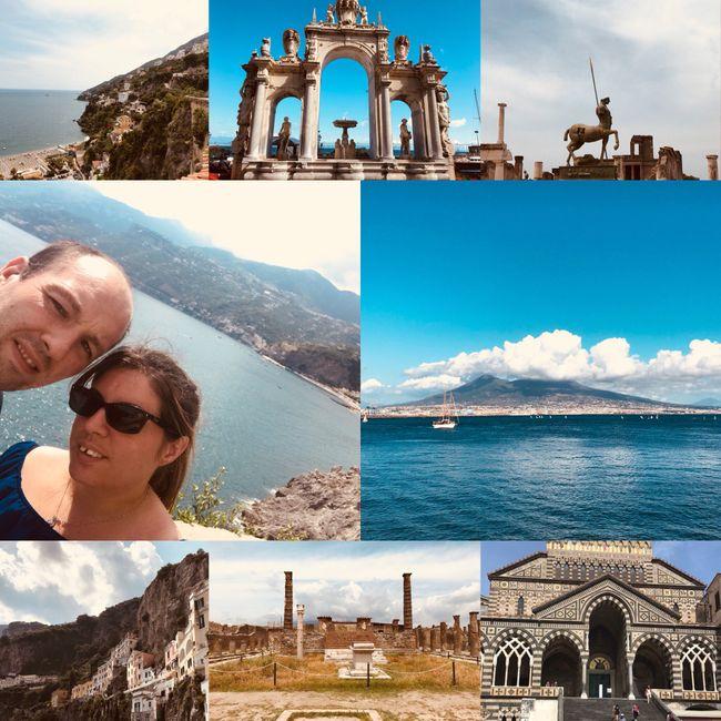 Voyage de noce : road trip en Italie - 1