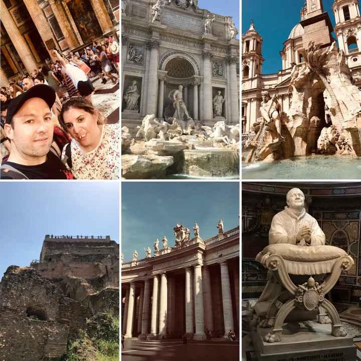 Voyage de noce : road trip en Italie - 2