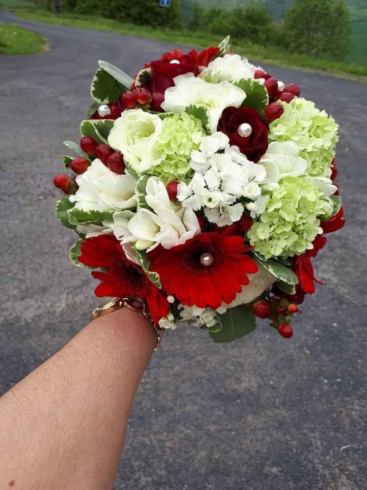 Bouquet mariée - 1
