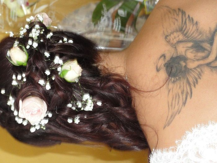 Mariée tatouée? - 1