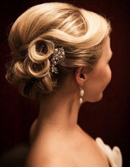 Avis Coiffure Theme Mariage D Inspiration Gatsby Beaute Forum