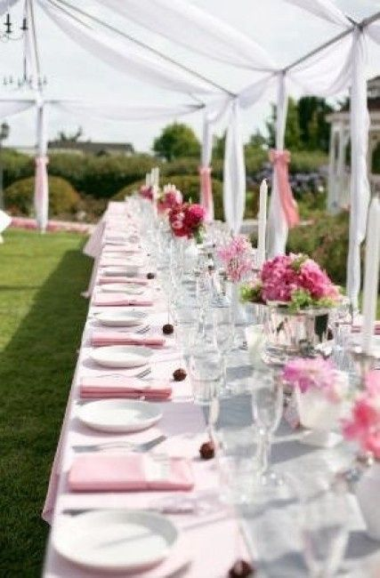 16 ideas para decoraci n de boda en exterior foro for Decoracion boda exterior