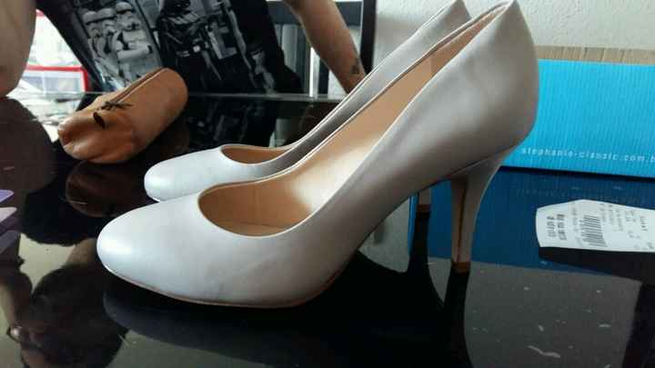 Chaussures a customiser - 1