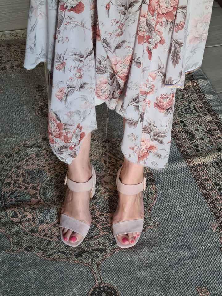 👉 Tu porteras tes chaussures avant le mariage ? - 1