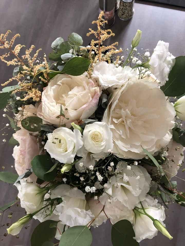 3 inspirations : 3 bouquets ❤️ - 1