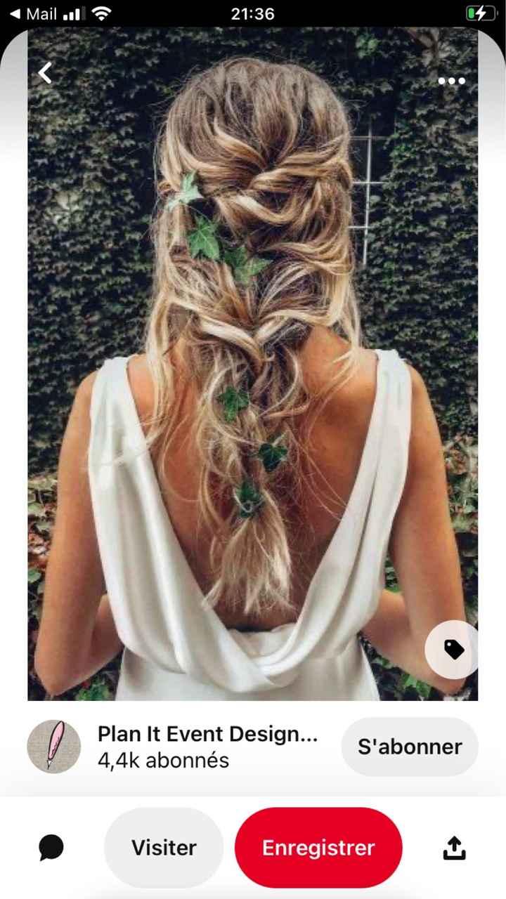 Rentrée nuptiale : La coiffure 💇♀️ - 1