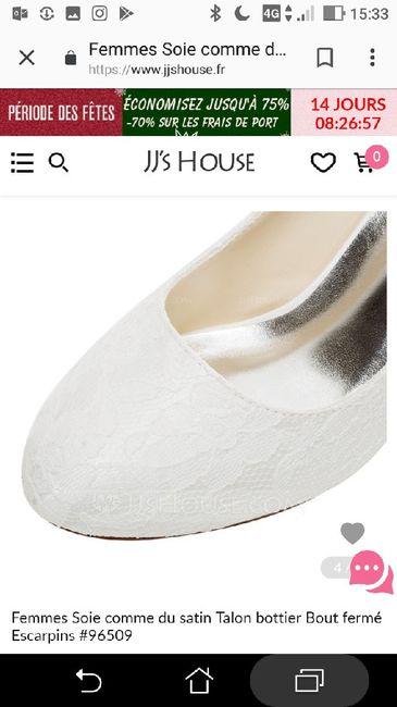 Avis chaussures Jjshouse 3