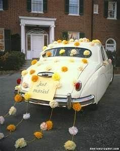 voiture maries