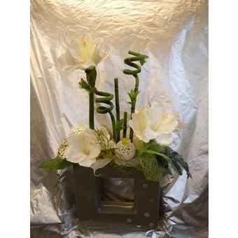 fleur bambou