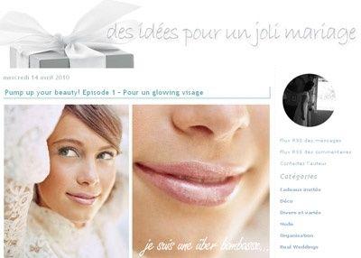 10 Blogs De Mariage Inspirants Avant Le Mariage Forum