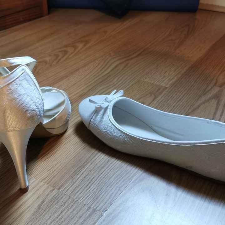 Chaussure confortable pour fin de journée - 1