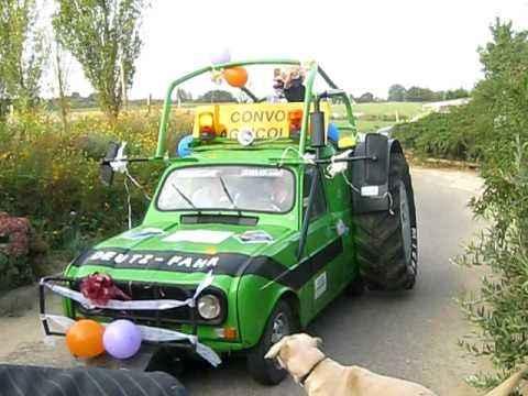 voiture balai agricole
