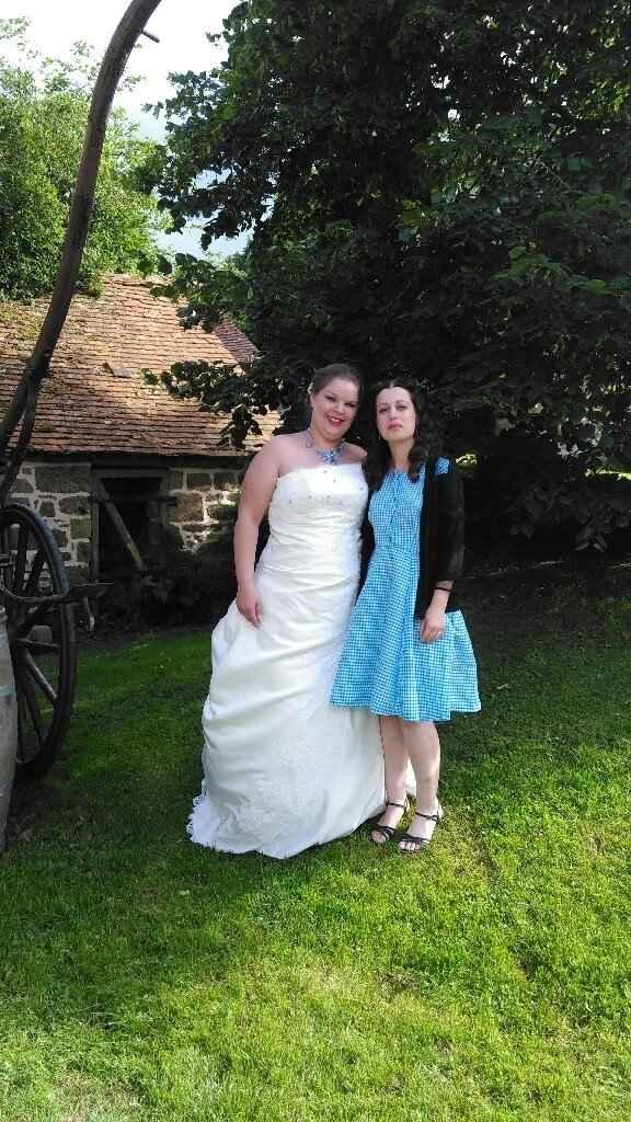Mariage d'une autre mariée - 1