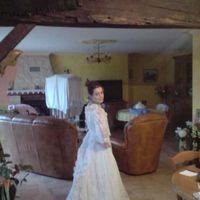 la robe de mariée de ma maman