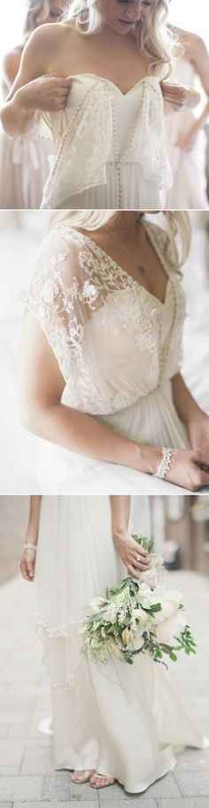 Inspiration robe de Mariée de Modwedding