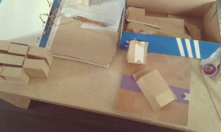 Atelier contenant cadeau invités - 1