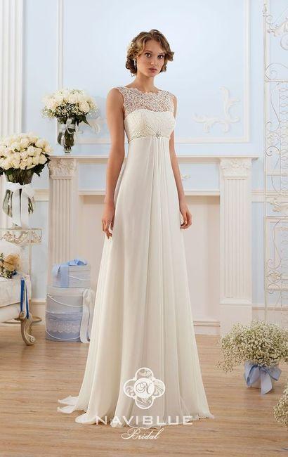 Inspiration de robe de Mariée par Naviblue