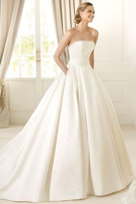 Inspiration robe de Mariée de Msdressy