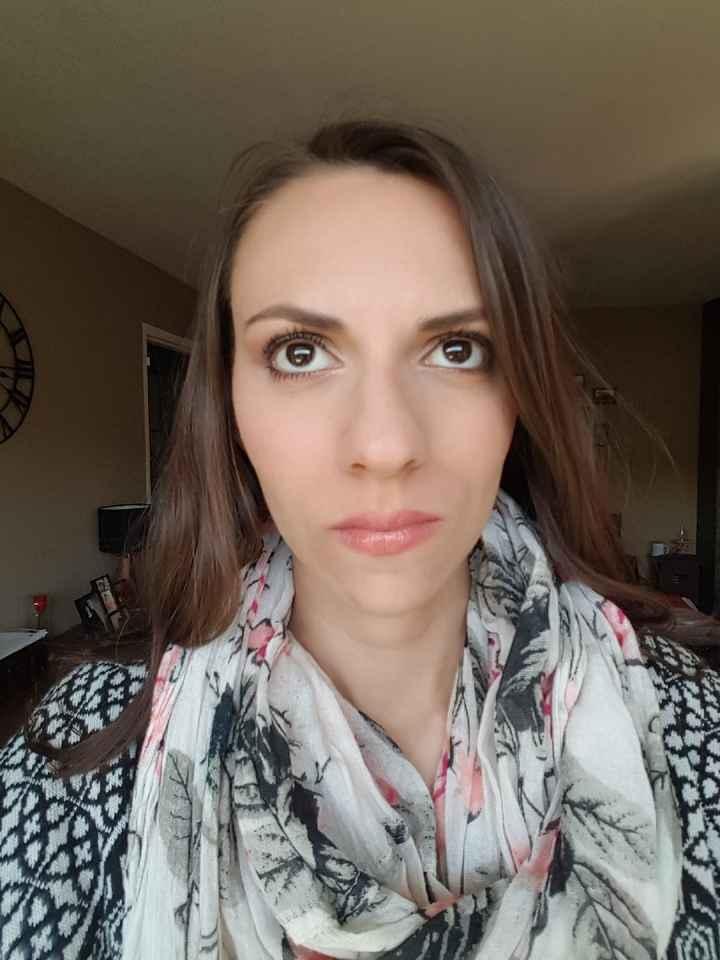 Essai maquillage 😍💄 - 2