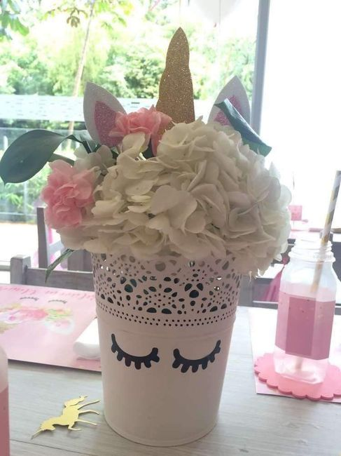 Inspirations mariage ... licorne 😁 6