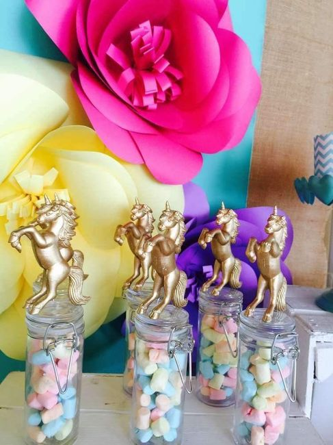 Inspirations mariage ... licorne 😁 14