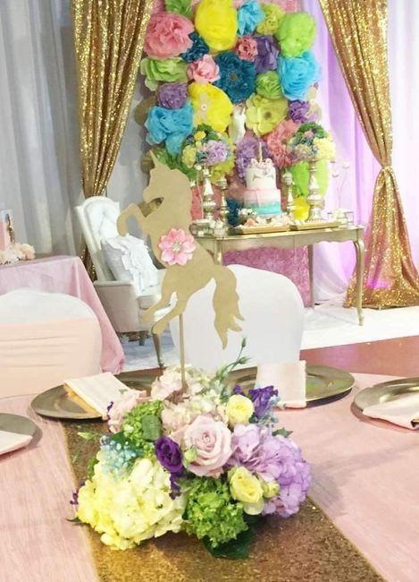 Inspirations mariage ... licorne 😁 15