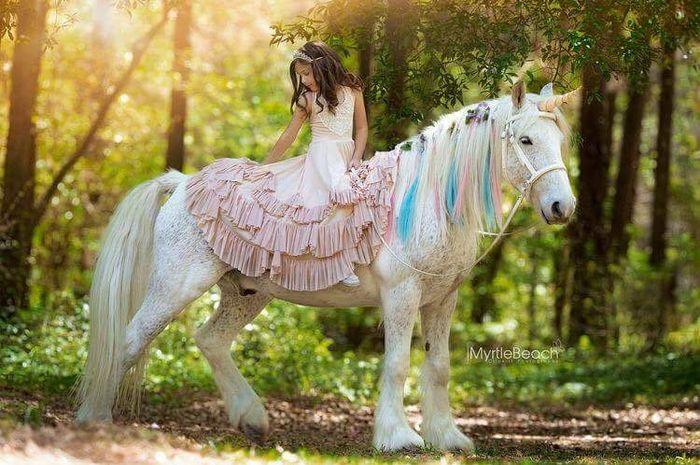 Inspirations mariage ... licorne 😁 21