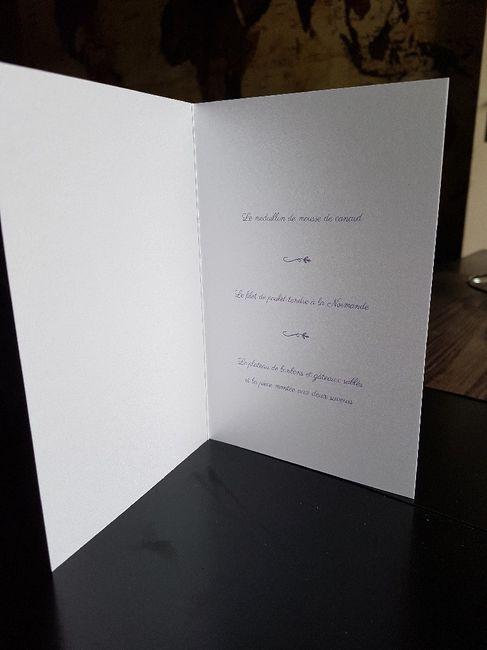 Mes menus - 3