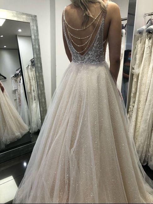 Essayages robe de mariée 2