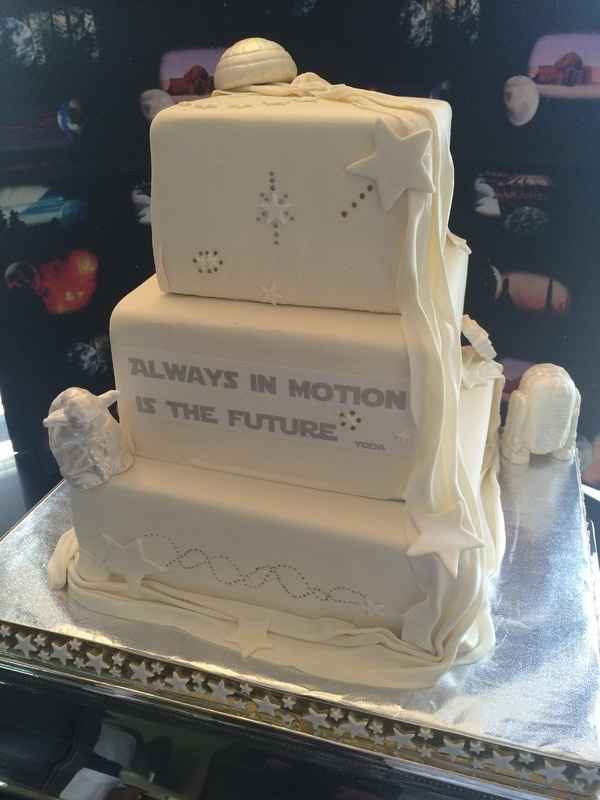 Inspiration wedding cake 3